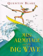 Cover of: Mrs Armitage and the big wave