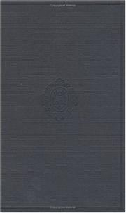 Cover of: Poems of the Middle Period: Volume V