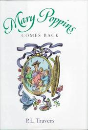 Cover of: Mary Poppins comes back