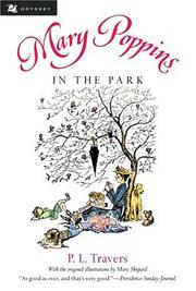 Cover of: Mary Poppins in the Park (Odyssey Classics) | P. L. Travers
