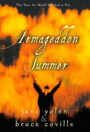 Cover of: Armageddon summer