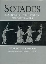 Cover of: Sotades: Symbols of Immortality on Greek Vases