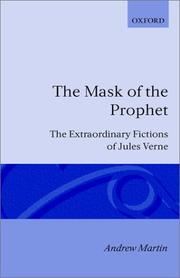Cover of: The mask of the prophet
