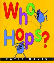 Cover of: Who hops?
