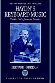 Cover of: Haydn