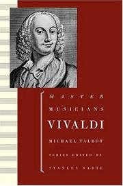 Cover of: Vivaldi