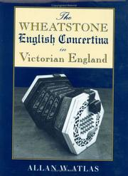 Cover of: The Wheatstone English concertina in Victorian England