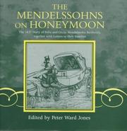 Cover of: The Mendelssohns on honeymoon