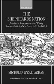 The 'shepheards nation' by Michelle O'Callaghan