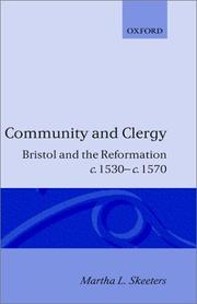 Community and clergy