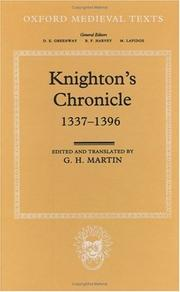 Cover of: Knighton