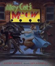 Cover of: The Alley Cat's Meow