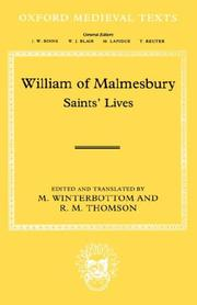 Cover of: Saints' lives