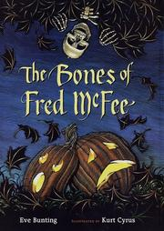 Cover of: Bones of Fred McFee