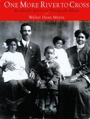 Cover of: One More River to Cross: An African American Photograph Album