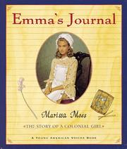 Cover of: Emma's journal