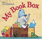 Cover of: My book box