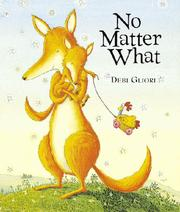 Cover of: No matter what