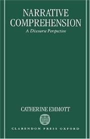 Narrative Comprehension by Catherine Emmott