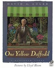 Cover of: One Yellow Daffodil: A Hanukkah Story