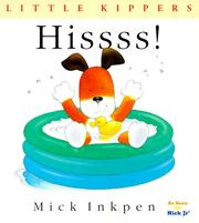 Cover of: Hissss!