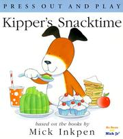 Cover of: Kipper's snacktime