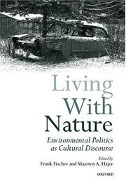Cover of: Living with Nature |
