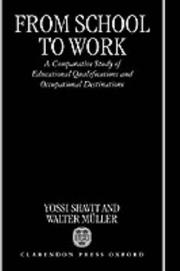Cover of: From School to Work |