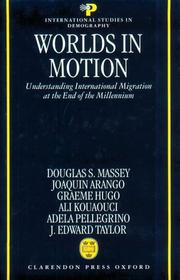 Cover of: Worlds in motion |