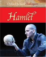 Cover of: Hamlet (Oxford School Shakespeare)