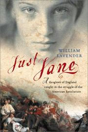 Cover of: Just Jane