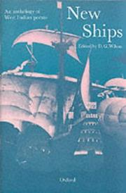 Cover of: New ships |