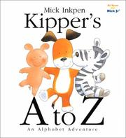 Cover of: Kipper's A to Z