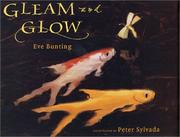 Cover of: Gleam and Glow