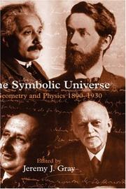 Cover of: The Symbolic Universe