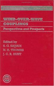 Cover of: Wind-over-wave couplings |