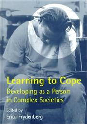 Cover of: Learning to Cope