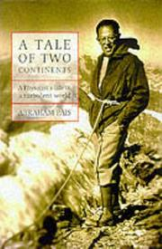 Cover of: Tale of Two Continents, A