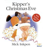Cover of: Kipper's Christmas Eve