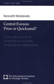 Cover of: Central Eurasia | Kenneth Weisbrode