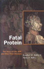 Cover of: Fatal protein