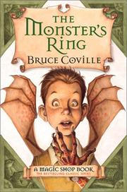 Cover of: The Monster's Ring