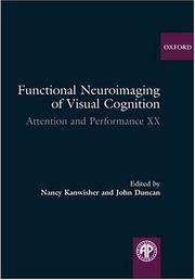 Cover of: FUNCTIONAL NEUROIMAGING OF VISUAL COGNITION; ED. BY NANCY KANWISHER |