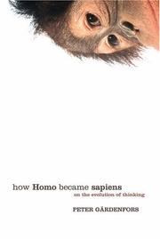 Cover of: How homo became sapiens