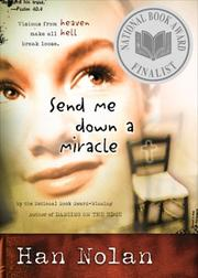 Cover of: Send me down a miracle