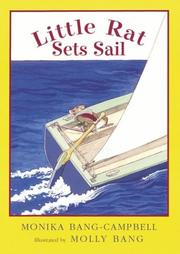 Cover of: Little Rat Sets Sail (Little Rat) | Monika Bang-Campbell