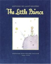 Cover of: The Little Prince | Antoine de Saint-ExupГ©ry