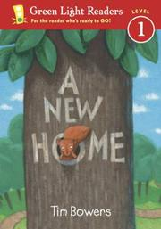 Cover of: A New Home | Tim Bowers