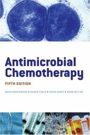 Cover of: Antimicrobial chemotherapy