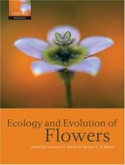 Cover of: Ecology and Evolution of Flowers |